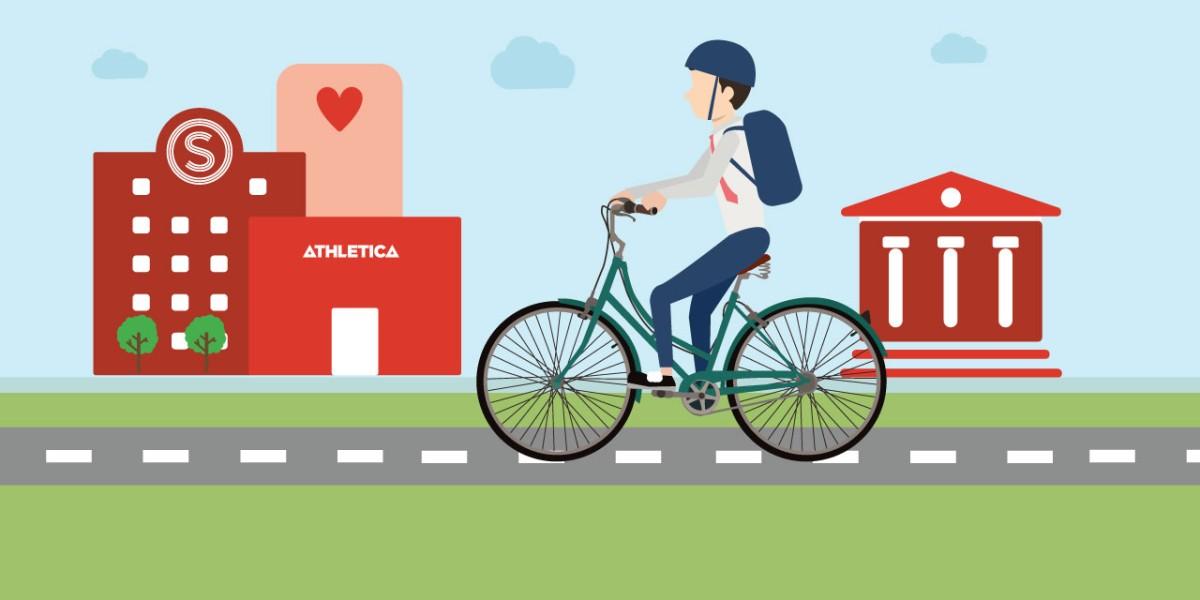 Gjør sykkelen din klar for høsten på vårt sykkelverksted